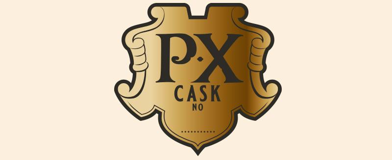 Dunville's PX Cask logo