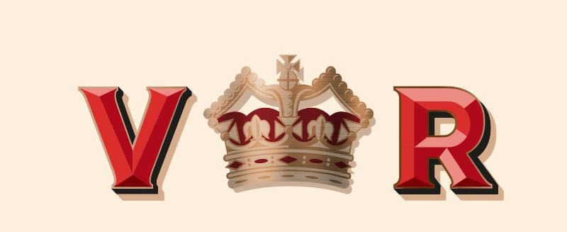 Dunville's VR Crown Logo