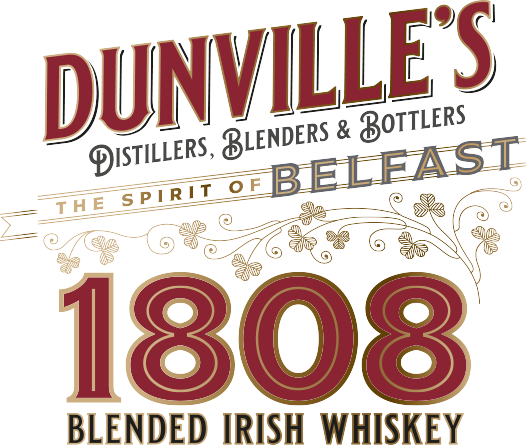 Dunville's 1808 Irish Whiskey logo
