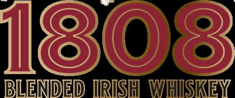 Dunville's 1808 Blended Irish Whiskey 1808 logo
